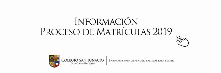 MATRICULAS-2019